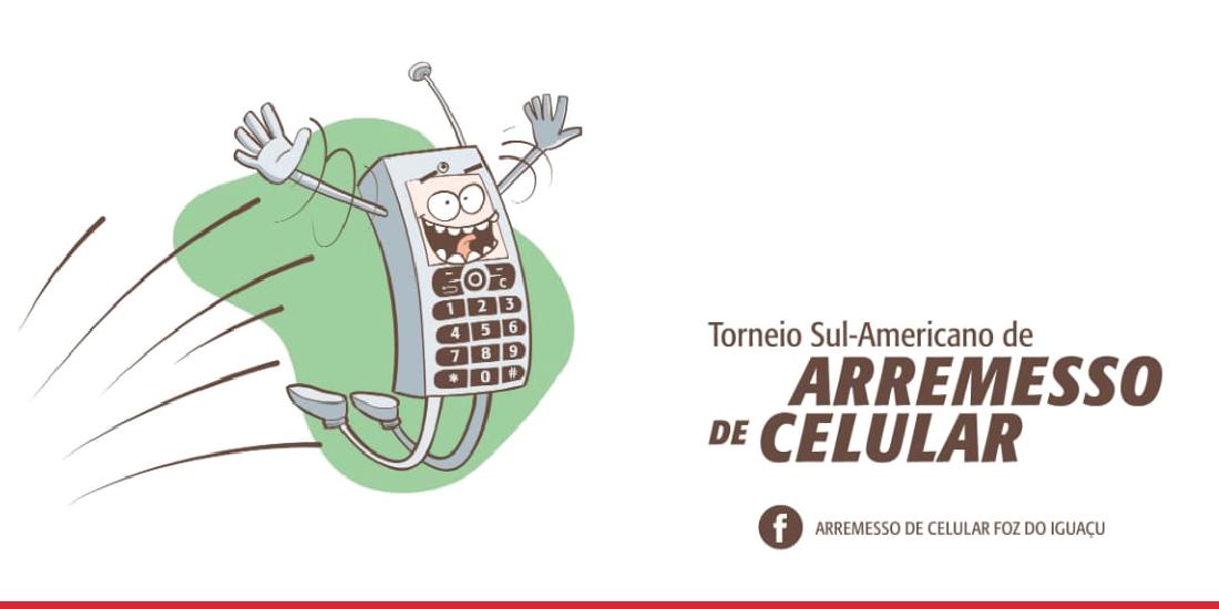 PROJETO TORNEIO SULAMERICANO DE ARREMESSO DE CELULAR